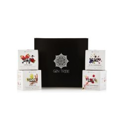Gin Tribe Secco Gift Box 32 Gift Box Consiting Of 8 X Spiced