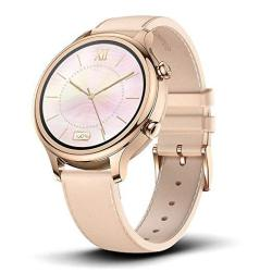 Ticwatch C2 Wear Os By Google Classic Smartwatch IP68 Sweat And Waterproof Google Pay Compatible With Iphone And Android - Rose Gold