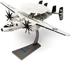 USA AF1 E-2C Hawkeye 1 72 Diecast Plane Model Aircraft