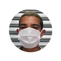 Disposable 3PLY Non-woven Face Mask White 10PC Packs