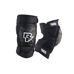 Kagogo 4Pcs Motorcycle Knee Elbow Protector Motocross Racing Knee Shin Guard Pads Protective Gear Armors Set for Adults