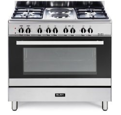 Elba Stainless Steel Gas electric Stove - 01 9CX727N