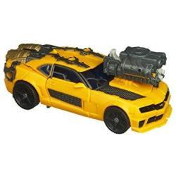 Transformers: Dark Of The Moon - Mechtech Deluxe - Nitro Bumblebee
