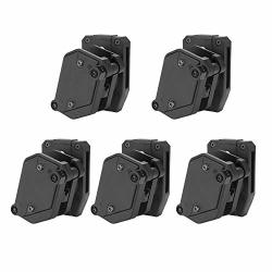 Krydex Ipsc Uspsa Idpa Competition Shooting Multi-angle Adjustment Speed Shooter's Pistol Magazine Pouch Mag Holster Holder Bk 5