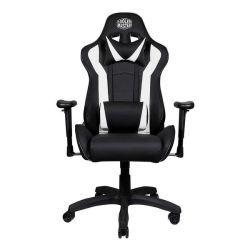 Cooler Master Caliber R1 Gaming Chair - White black