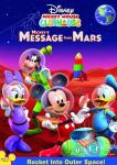 Mickey Mouse Clubhouse Mickey's Message From Mars DVD