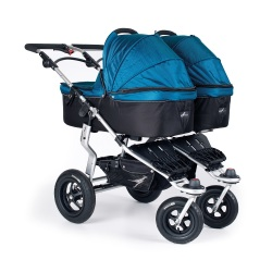 Trends For Kids - Twinner Twist Carry Cot - Ocean Blue