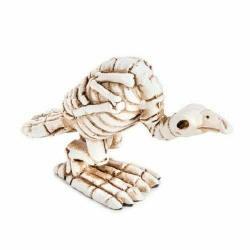 Fairy Garden - Figurine - Statuette - Miniature Dollhouse - Decor - Day-of-the-dead Buzzard Skeleton
