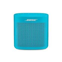 Soundlink Bose Color Bluetooth Speaker II - Aquatic Blue