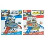 ADVEN WHEELS - Metro Town MINI Playset 2 Assorted