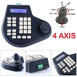 AXIS 4 Dimension Joystick Cctv Keyboard Controller For Ptz Speed Dome  Camera  Strong Anti-jamming And Long-distance Transmission | R2463 00 |  Handheld