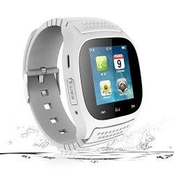 Joystar Smart Watch Bluetooth Smartwatch Smart Wrist Phone Watch Touch Screen Fitness Tracker Pedometer Sleep Monitor Sport Watch For All Android Phones Samsung Huawei Motorola