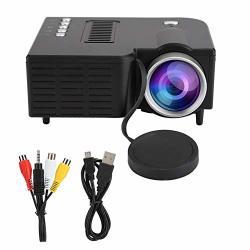 10W LED Projector 1920X1080 Full HD MINI Portable Projector Support Mkv avi mov MP4 Ts asf flv pmp
