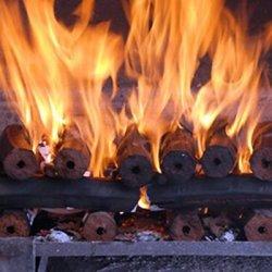 Eco Fire And BBQ 25KG Bag Eco-logs