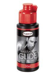 Malesation Glide Silicone Based Lubricant