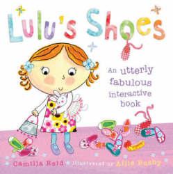 Lulu's Shoes - Camilla Reid Hardcover