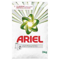 ARIEL - Auto Washing Powder Bag 3KG