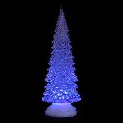 How Often To Water Christmas Tree.32cm Xmas Tree Colour Changing Led Light Glitter Water Christmas Decoration R560 00 Arts Crafts Pricecheck Sa
