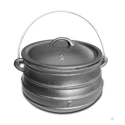 AfriTrail Flat Round Potjie No 2
