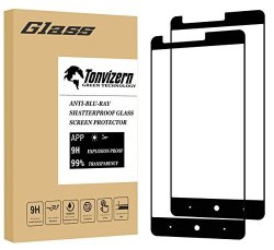 Tonvizern 2-PACK Zte Zmax Pro Z981 Zte Blade X Max Z983 Tempered Glass  Screen Protector Full Cover Anti-scratch Ultra Clear 9H | R500 00 |  Cellphone