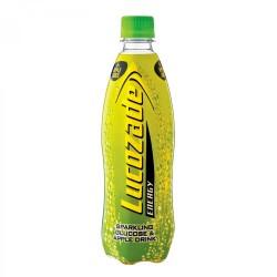 Lucozade Energy Drink Apple Plastic Bottle 500ml