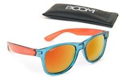 BOOM Spectrum Polarized Sunglasses - Aqua 2.0