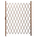 Saftidor E Slamlock Security Gate - 1450MM X 2000MM Bronze