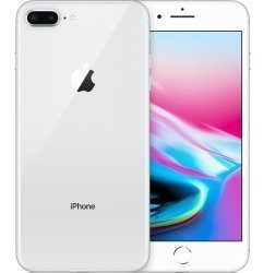 Apple iPhone 8 Plus 64GB in Silver