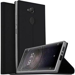 promo code b2814 17569 Vostrostone Sony Xperia L2 Case Kugi Sony Xperia L2 Case Ultra-thin Dd  Style Pu Cover + Tpu Back Stand Case For Sony Xperia L2   R555.00    Cellphone ...