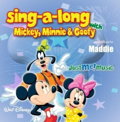 Sing Along With Mickey Minnie And Goofy: Maddie