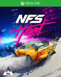 XBOX One Game Need For Speed Heat