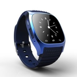 Sony Bakeey M26 Bluetooth R-watch Sms Anti Lost Smart Watch For Android