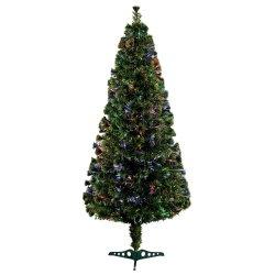 SANTA TRADING - Tree Fibre Optic 180CM Green