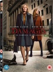 Damages: Season 3 dvd