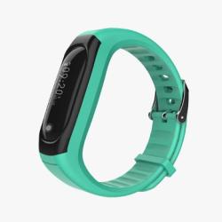 Bakeey 118HR Hear Rate Fitness Tracker Bluetooth Smart Wristband Bracelet For Mobi