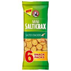 Bakers - MINI Salticrax Original 198G