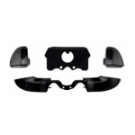 XBOX One Trigger Set Black For Controllers With A 3.55 Headset Jack