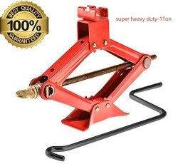 Utheing New Automotive Motorcycle Scissor Lift Jack 1 Ton Car Truck Suv Atv  Jacks Lifting Red | R2145 00 | DIY Hardware | PriceCheck SA