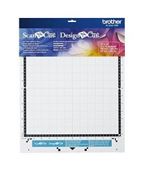 """Brother International Brother Sewing CAMATLOW12 Brother Low Tack Adhesive Mat 12X12 12""""X12"""
