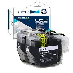 Lcl Compatible Ink Cartridge Pigment Replacement For BrOther LC3029 XXL LC3029BK MFC-J5830DW J5830DWXL J5930DW J6535DW J6535DWXL J6935DW 2-PACK Black