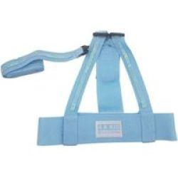 4AKID Harness Blue Glitter