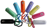 Bell Corded Telephone Rainbow 58200 Various Colours - Corded Phone Ringer Hi-lo Flashing Indicator Call Light Mute Function Paus