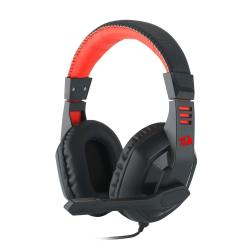 Redragon H101 Gaming Headset Wired Over Ear PC Gaming Headphones With MIC Built-in Noise Reduction For PC Laptop Tablet PS4 Xbox
