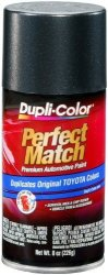 Dupli-Color BTY1619 Magnetic Gray Metallic Toyota Exact-match Automotive Paint - 8 Oz. Aerosol