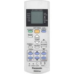Panasonic Oem CWA75C4569 Air Conditioner Remote Control