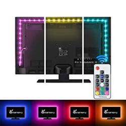 Vansky Tv Backlight Kit Bias Lighting Tv Led Strip Lights Usb