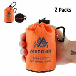 brand new 1797e 84257 Mezonn Pe Emergency Sleeping Bag Survival Bivy Sack- Use As Emergency Space  Blanket Lightweight Sleeping Bag Survival Gear For O | R845.00 | Car Parts  ...