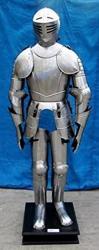 USA Nauticalmart Medieval Knight Full Suit Of Armor Reenactment Larp Costume