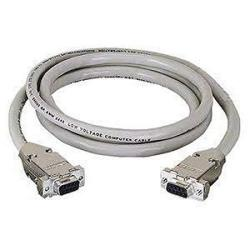 Black Box EDN12H-0010-MF DB9 Extension Cable With Emi rfi Hoods