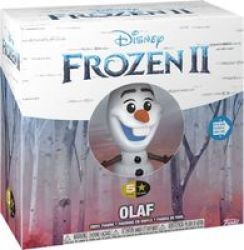Funko 5 Star Disney: Frozen II - Olaf Vinyl Figurine